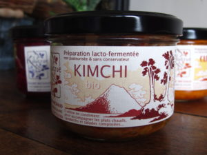 bocal kimchi